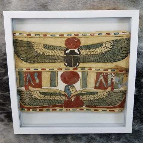 Ancient Egyptian Sarcophagus Fragment (SALE)
