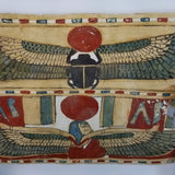 Ancient Egyptian Sarcophagus Fragment