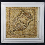 Ancient Roman Floor Mosaic Fragment B