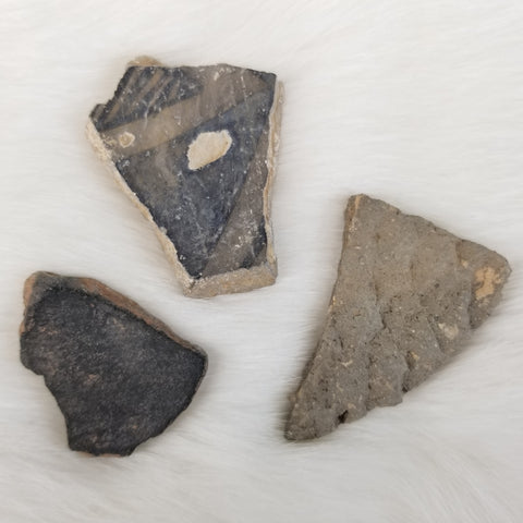 Ancient Anasazi Pottery Shards