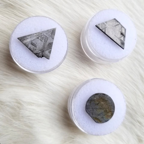 Muonionalusta Meteorite Slices