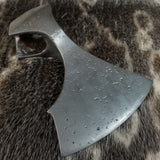 Viking Bearded Axehead