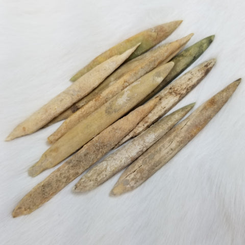 Chinese Liao Bone Arrowheads