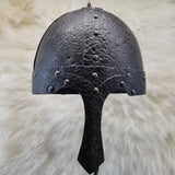 Viking Era Helmet With Nose Guard