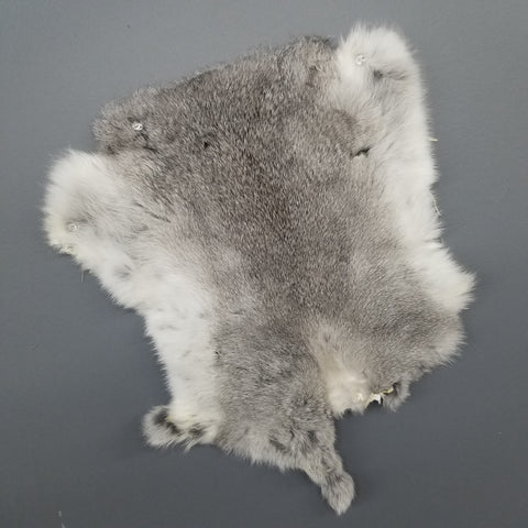 Rabbit Fur, Chinchilla Colouration