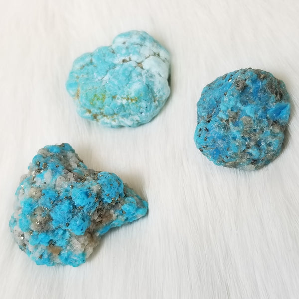 Turquoise, Rough