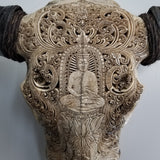 Water Buffalo I (Deity Carvings)