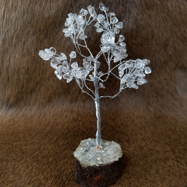 Crystal Tree, Quartz