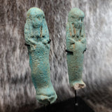 Ancient Egyptian Ushabti, Set of 2