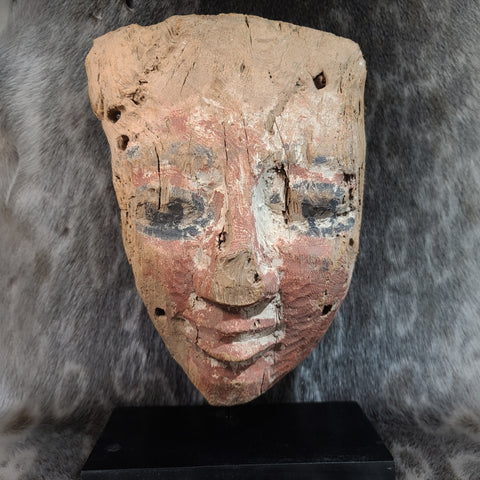 Ancient Egyptian Mummy Mask L (SALE)