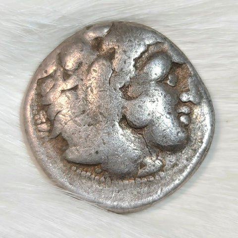 Alexander The Great Silver Tetradrachm B