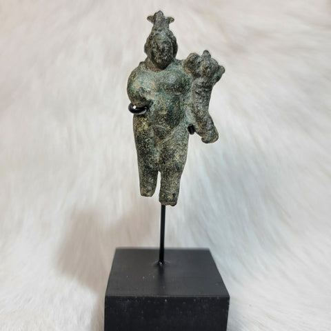 Ancient Roman Eros Figurine (God of Love & Sex)