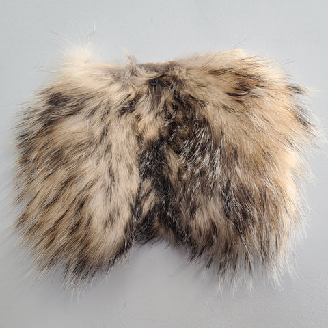 "American Badger Fur Segments (6.5"")"