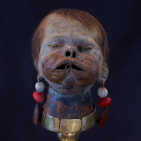 Child Shrunken Head