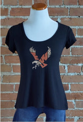 EWU Eagles, Crossback Tee