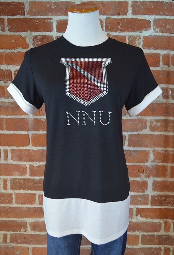 NNU, Colorblock Tee
