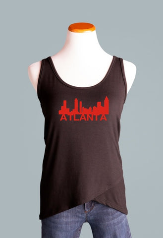 Atlanta Cross Front Tank