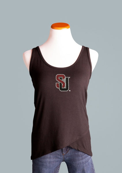 Seattle University, Cross Front Tank
