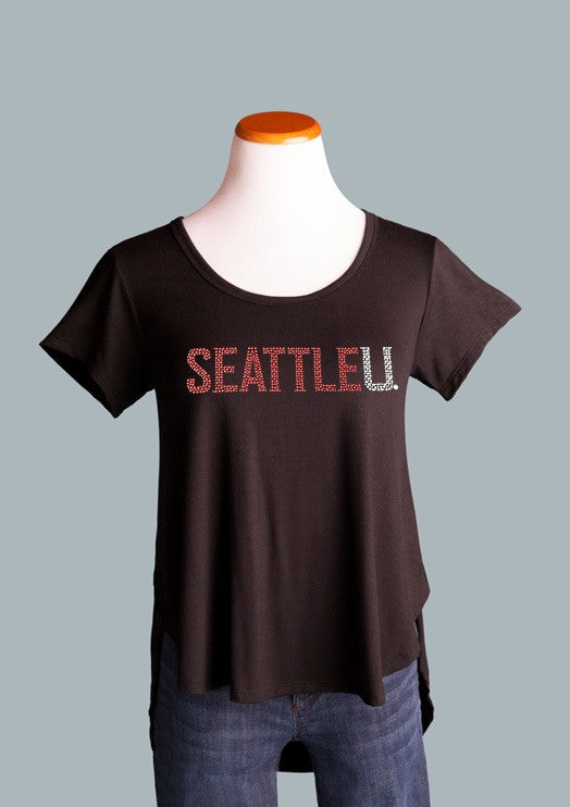 Seattle University, Side Slit Tee