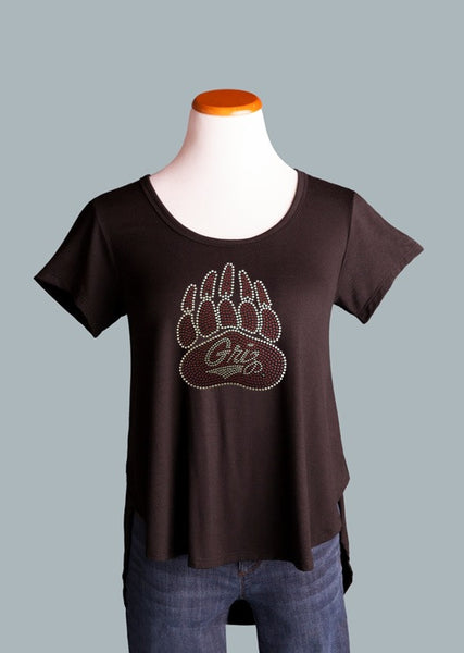 University of Montana, Side Slit Tee