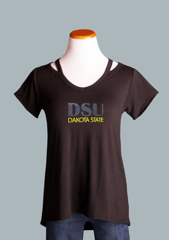 Dakota State University, Shoulder Detail Tee