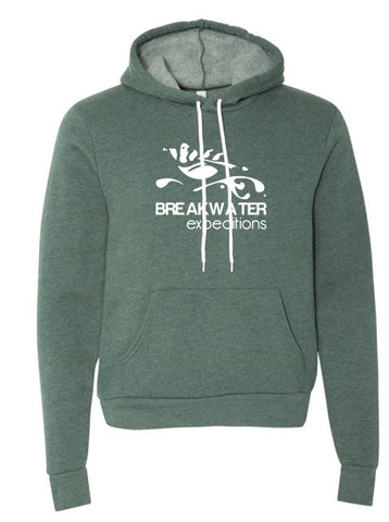 Breakwater Heather Forest Hoodie