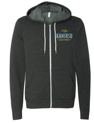 Kaniksu Land Trust Adult Full Zip Hoodie