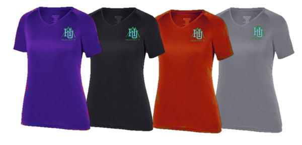 BGH HEALTHY U Short Sleeve LADIES Tech Tee