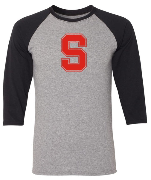 Sandpoint High School ADULT Baseball Tee