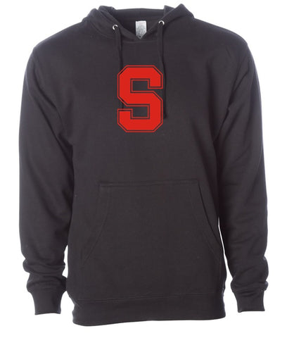 Sandpoint High School ADULT Full Zip Hooded Sweatshirt