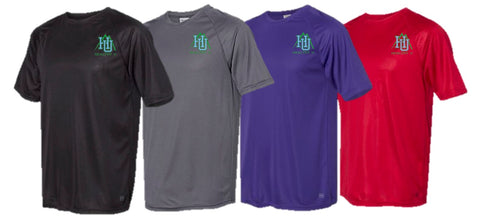 BGH HEALTHY U Short Sleeve UNISEX Tech Tee