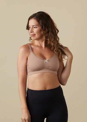 Bravado Designs maternity and nursing bra | Confetti Nursing Bra