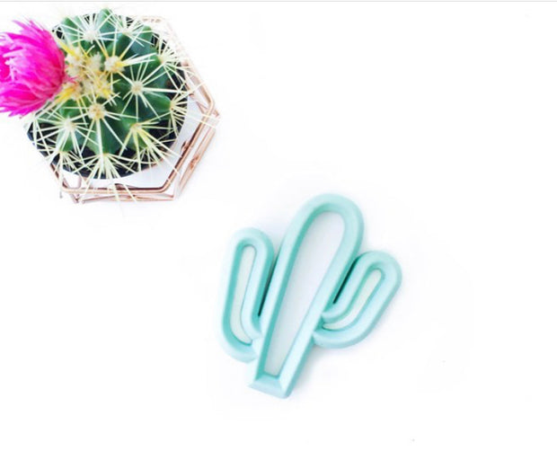 Itzy Ritzy Cactus Teether