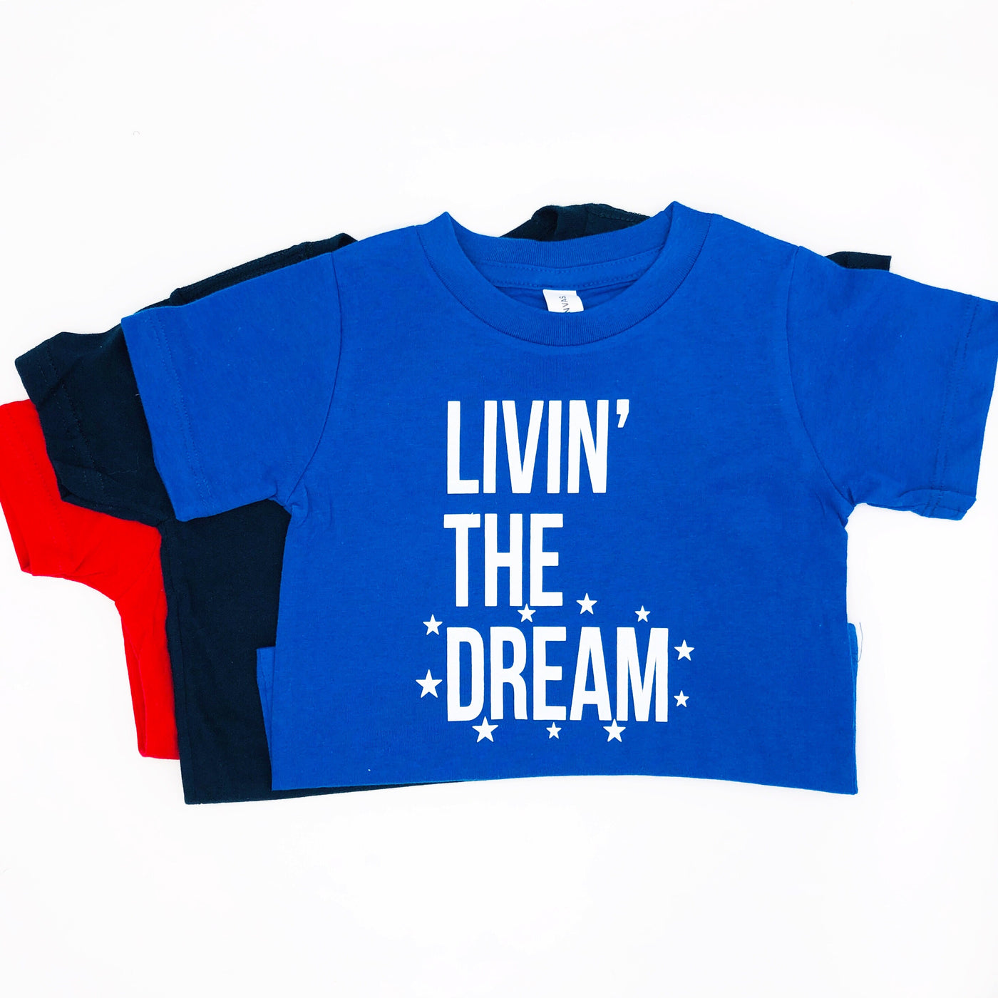 Baby/Toddler Livin' the Dream T-Shirt