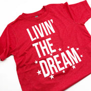 Kids Livin' the Dream T-Shirt