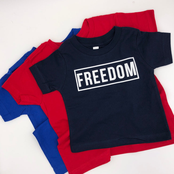 Baby/Toddler Freedom T-Shirts