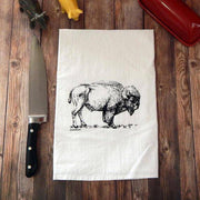 "Flour Sack Tea Towel 28"" x 28"""