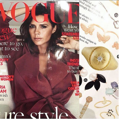 Vogue and Lili Klein Jewelry