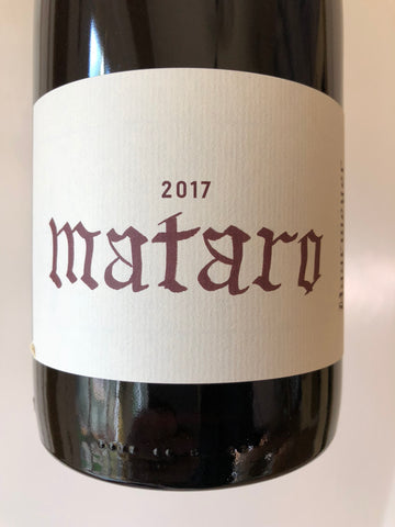 2017 Mataro - David Girard Vineyard