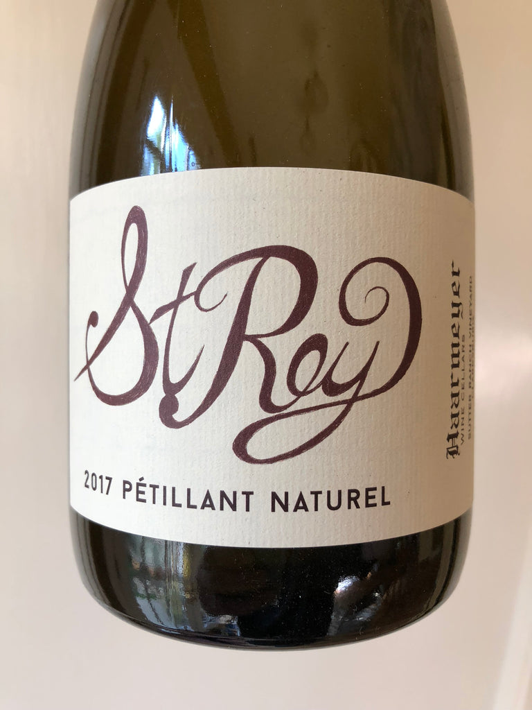 2017 Chenin Blanc - Petillant Naturel