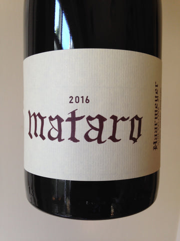 2016 Mataro - David Girard Vineyard