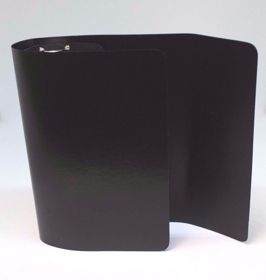 "1"" Pocket Appointment Book Binder, Black, Loose-Leaf"