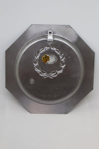 US Air Force Octagon Shaped Award Plate