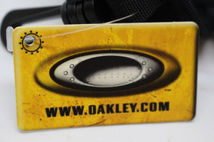 Oakley Hard Nylon Ballistic Zipper Case for Goggles, Motorcycle Sunglasses, New!