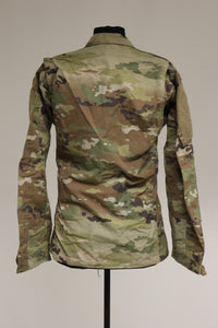 US Military OCP Combat Uniform Coat, 8415-01-598-9998, Large Long, New