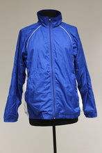 Load image into Gallery viewer, Game Sportswear Zip Up Jacket, Small, Blue