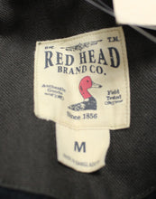 Load image into Gallery viewer, Redhead Men's Washed Canvas Hooded Jacket - Buffalo Size Medium - New