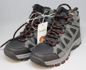 Cat & Jack PATSY Boys Hiking Shoes Sneakers Boots - Black - Size 1 - New