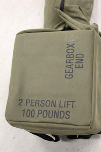 Military Antenna Storage Case, 5985-01-451-2963, New