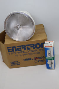 Enteron Light with Bulb, Model 2000
